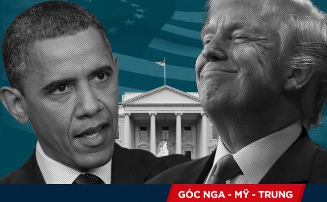 Obama và Trump đã thất bại ở Syria, cuộc chiến Trung Đông sẽ kéo dài nhiều năm nữa