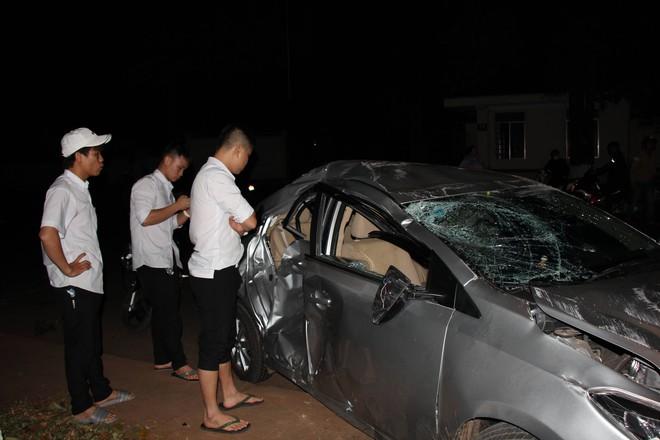 Ô tô mất lái, lấn làn gây tai nạn khiến em bé 5 tuổi tử vong thương tâm  - Ảnh 4.