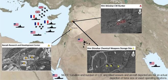 Hai vũ khí mới tinh của Mỹ lần đầu lâm trận ở Syria: Màn phô diễn không thể hoàn hảo hơn? - Ảnh 1.