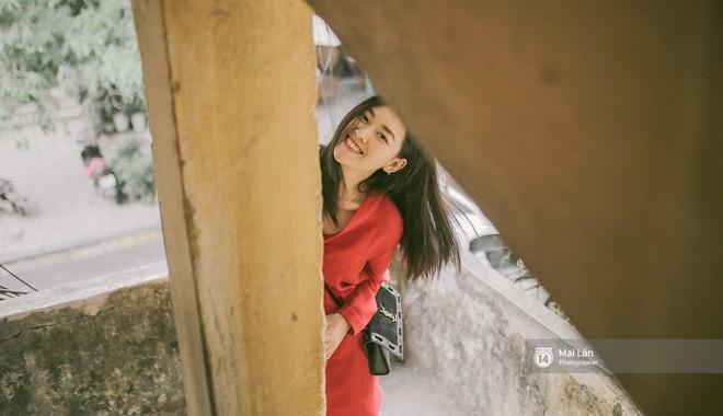Hot girl 10x cao 1m70 trường Phan Đình Phùng: Vì mình già dặn nên nhiều bạn nam ngại tiếp xúc! - Ảnh 10.