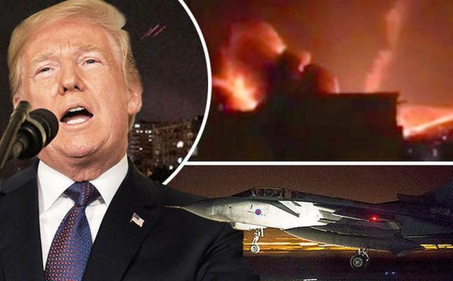 """[Ynetnews] Syria bị không kích: Israel đang phải nằm trên """"chiếc giường"""" mà Mỹ đã vấy bẩn"""