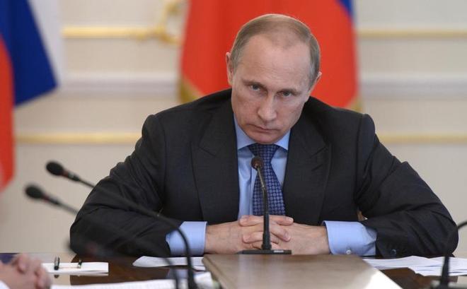 TT Putin: Cuộc không kích nhằm vào Syria của Mỹ và đồng minh vi phạm luật pháp quốc tế