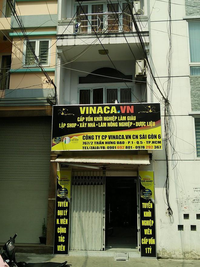 Nữ giám đốc chi nhánh Vinaca ở TP.HCM: Việt Nam có hơn 400 chi nhánh, mọc ra rất nhiều - Ảnh 3.