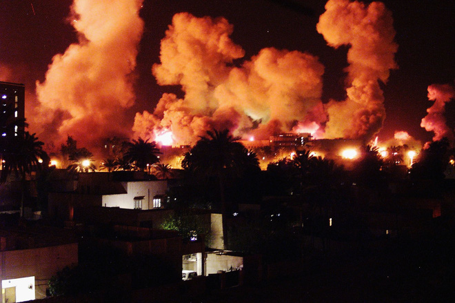 105 quả tên lửa đấm tới tấp Syria là cái bẫy lớn: Khi nào liên quân sẽ đánh cú chót? - Ảnh 1.