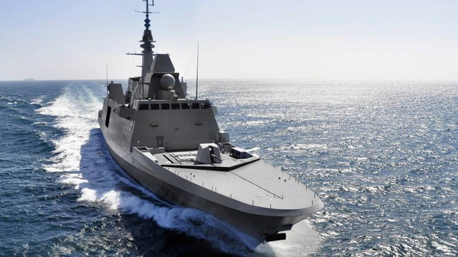Tiết lộ bất ngờ: 3 tàu chiến Pháp tấn công Syria, chỉ 1 chiếc khai hỏa, 2 chiếc tịt ngòi - Ảnh 1.