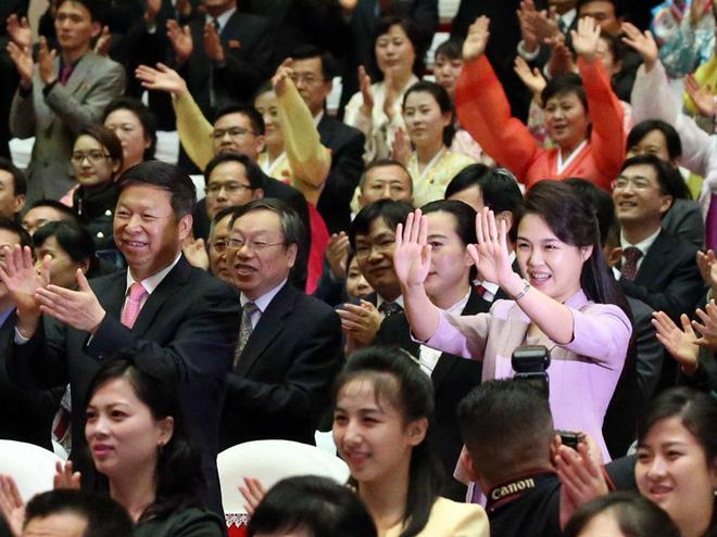 Treo ảnh chân dung ông Tập Cận Bình, Triều Tiên muốn được Trung Quốc chống lưng? - Ảnh 9.