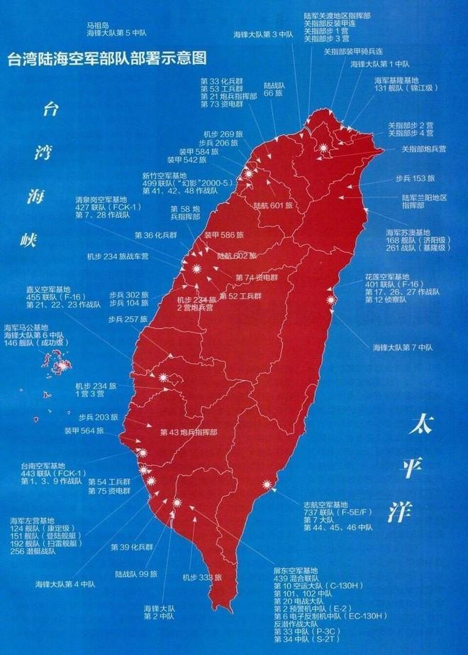 Để thống nhất Đài Loan, quân đội Trung Quốc sẽ nổ phát súng đầu tiên vào địa điểm nào? - Ảnh 2.