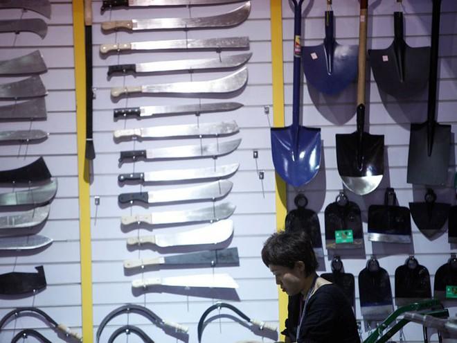 Bên trong hội chợ tỷ đô lớn nhất tại Trung Quốc - Ảnh 14.