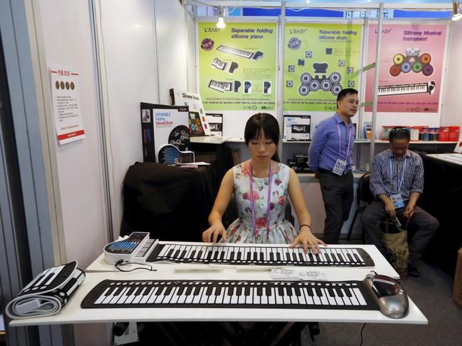 Bên trong hội chợ tỷ đô lớn nhất tại Trung Quốc - Ảnh 7.