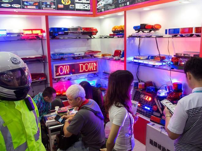 Bên trong hội chợ tỷ đô lớn nhất tại Trung Quốc - Ảnh 10.