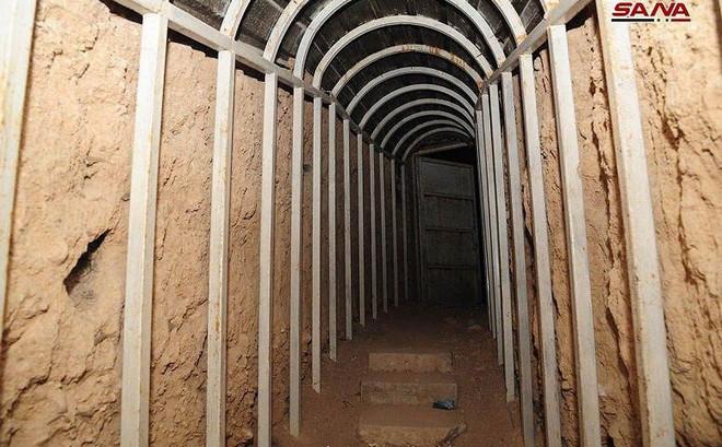 Kinh hoàng nhà tù khiến 5.000 người mất mạng của phe thánh chiến ở tử địa Douma, Syria