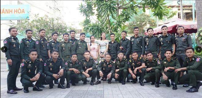 Học viên không quân, hải quân Lào, Campuchia tại Việt Nam: Về nước trong dịp đặc biệt - Ảnh 3.
