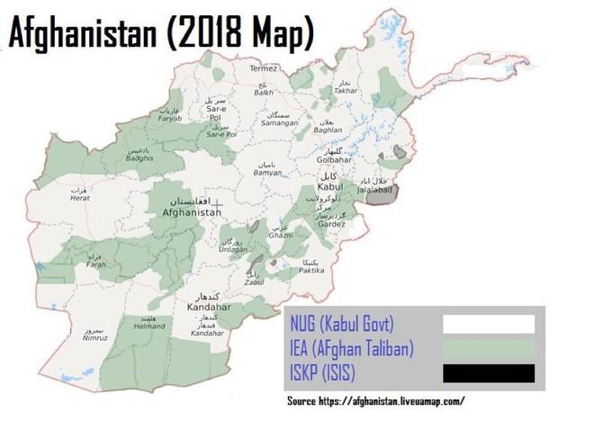 """3,1 tỷ USD của BQP Hoa Kỳ """"biến mất"""" ở Afghanistan: Mỹ đạp trúng vết xe đổ của Liên Xô? - Ảnh 1."""