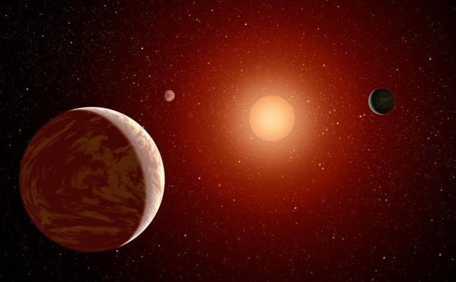 Phát hiện ra 3 hành tinh ngoại lai mới, 1 trong số đó nóng và đặc không tưởng