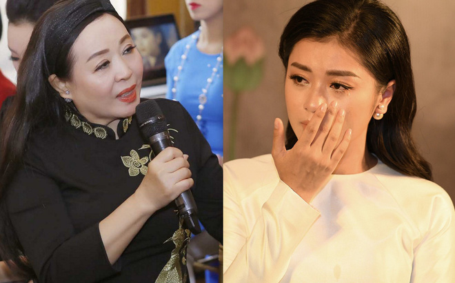 NSND Thu Hiền: Tôi ngạc nhiên khi thấy Thu Hằng ra mắt album nhạc Phật