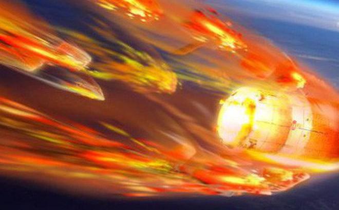 """Trạm vũ trụ Trung Quốc đã lao vào khí quyển Trái đất, """"bỏ mạng"""" tại khu vực Nam Thái Bình Dương"""