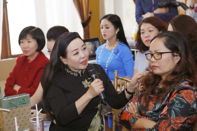 NSND Thu Hiền: Tôi ngạc nhiên khi thấy Thu Hằng ra mắt album nhạc Phật - Ảnh 2.