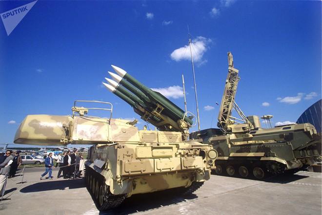 Với những vũ khí đã liệt kê, xác suất diệt tên lửa Mỹ của Syria gần như bằng không? - Ảnh 3.