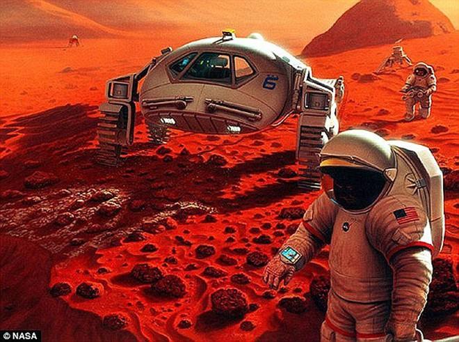 Vì sao NASA vẫn chưa đưa con người lên sao Hỏa? - Ảnh 2.