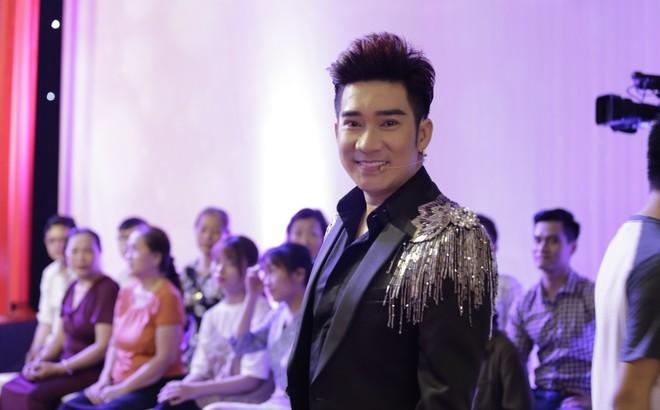 """Quang Hà xuất hiện trong show truyền hình """"góc khuất hôn nhân"""""""