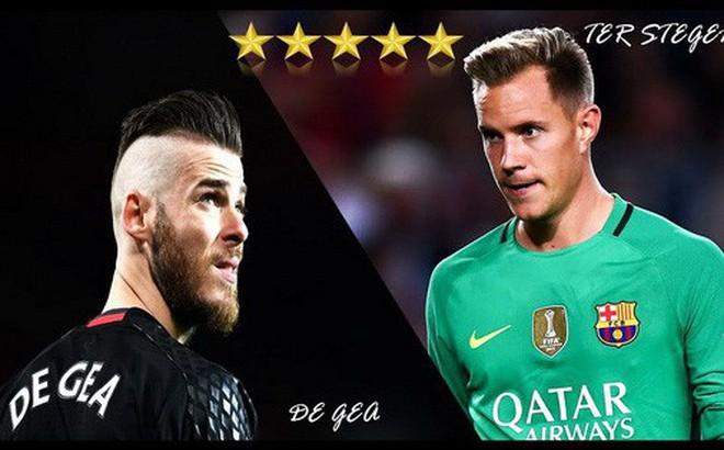 """Man Utd bỏ """"núi tiền"""" chiêu mộ thủ môn Barca, thay thế De Gea"""