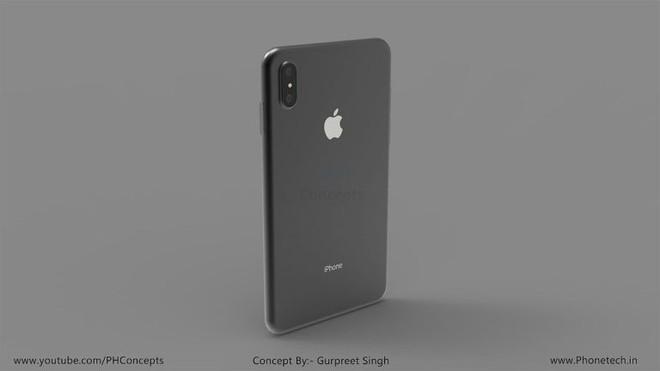 Cận cảnh iPhone Xs tuyệt đẹp với 3 camera selfie - Ảnh 3.