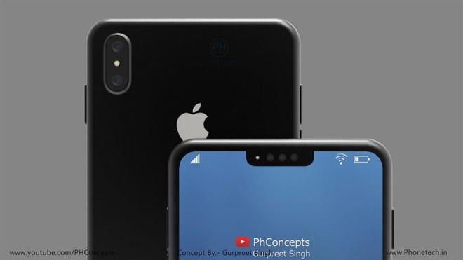 Cận cảnh iPhone Xs tuyệt đẹp với 3 camera selfie - Ảnh 5.