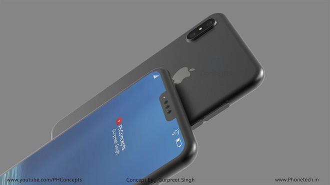 Cận cảnh iPhone Xs tuyệt đẹp với 3 camera selfie - Ảnh 6.