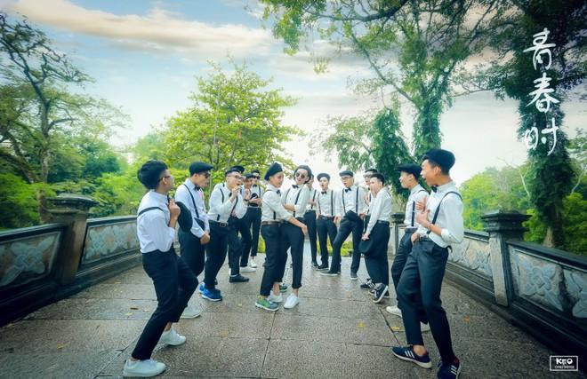 Thêm một bộ ảnh kỷ yếu độc nhất vô nhị mang phong cách Thượng Hải đang gây sốt - Ảnh 5.