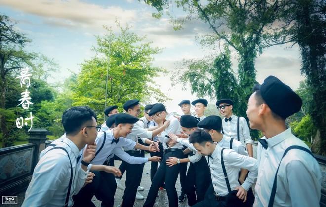 Thêm một bộ ảnh kỷ yếu độc nhất vô nhị mang phong cách Thượng Hải đang gây sốt - Ảnh 6.
