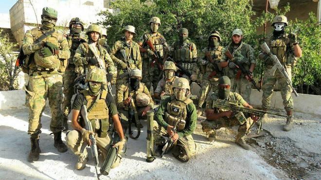 Đặc nhiệm Chechnya từ Donbass tới Syria: Các tay súng khét tiếng và trận đánh đẫm máu - Ảnh 1.