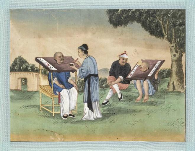 Trong bữa cơm cuối cùng của tử tù Trung Quốc thời xưa có một miếng thịt sống, vì sao? - Ảnh 3.