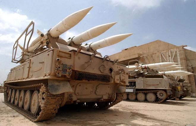 Tên lửa Ba ngón tay Thần Chết ra đòn, phi công tiêm kích Israel sấp mặt - Ảnh 1.