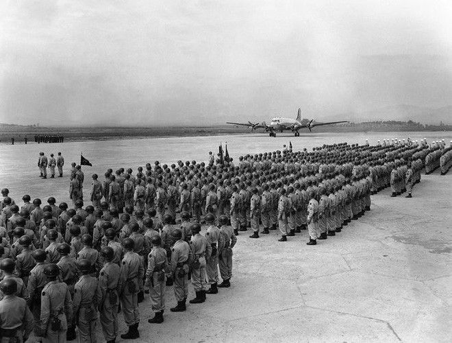 Chiến tranh Triều Tiên: Những người lính Liên Xô mặc quân phục TQ và những người lính Mỹ bị lãng quên - Ảnh 1.