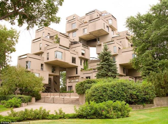 Mãn nhãn trước những công trình kiến trúc đẳng cấp nhất thế giới - Ảnh 14.