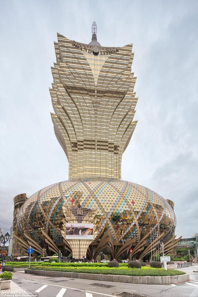 Mãn nhãn trước những công trình kiến trúc đẳng cấp nhất thế giới - Ảnh 18.
