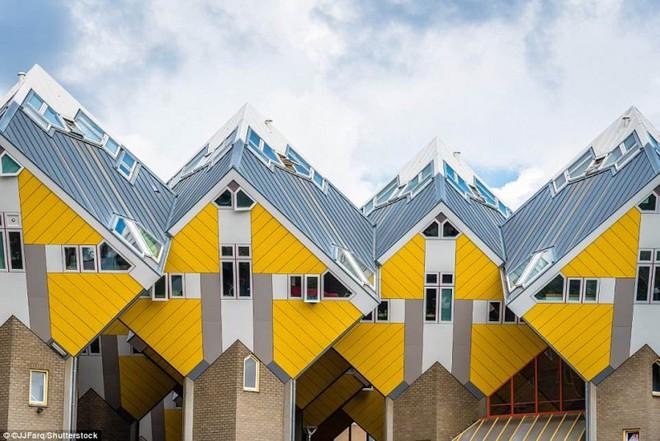 Mãn nhãn trước những công trình kiến trúc đẳng cấp nhất thế giới - Ảnh 7.