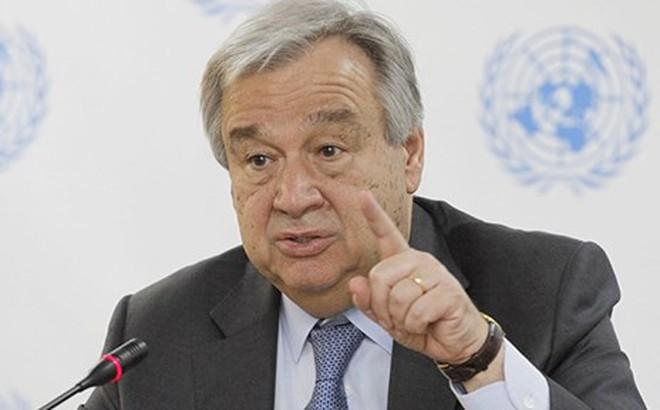 """Liên Hợp Quốc thừa nhận """"bất lực"""" trong giải quyết khủng hoảng Syria"""
