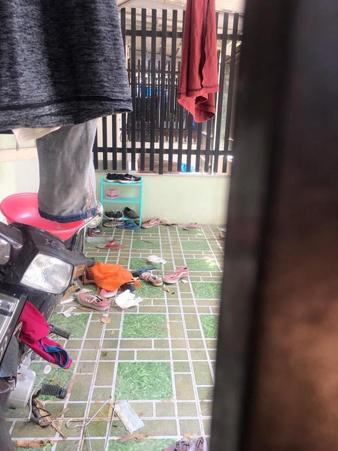 Căn phòng của sinh viên khiến hàng xóm hoảng hốt đập cửa chủ nhà cho thuê - Ảnh 1.