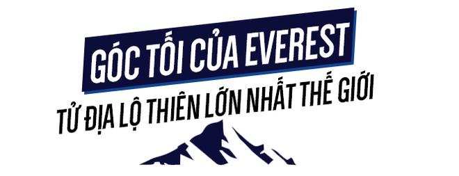 Hai cách để chết trên Everest - tử địa lộ thiên lớn nhất hành tinh - Ảnh 3.