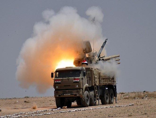 Nga giao tên lửa S-300 cho Syria: Tiêm kích Mỹ, Israel bị phục kích - Ngồi trên đống lửa? - Ảnh 4.