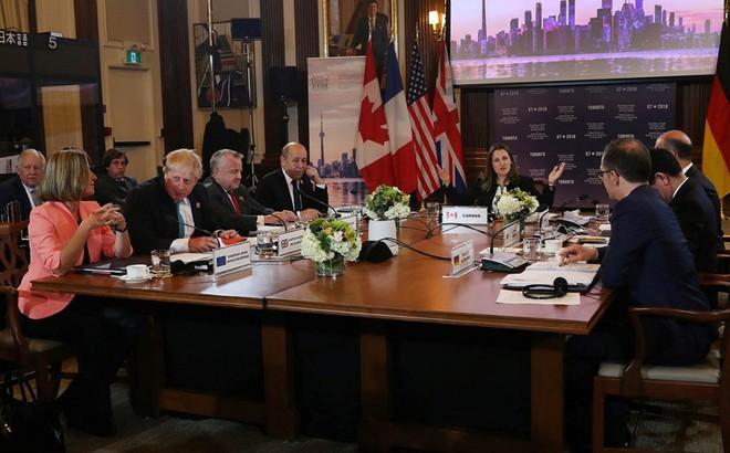 Nếu Nga có thêm hành động này, G7 sẽ tăng cường các biện pháp trừng phạt