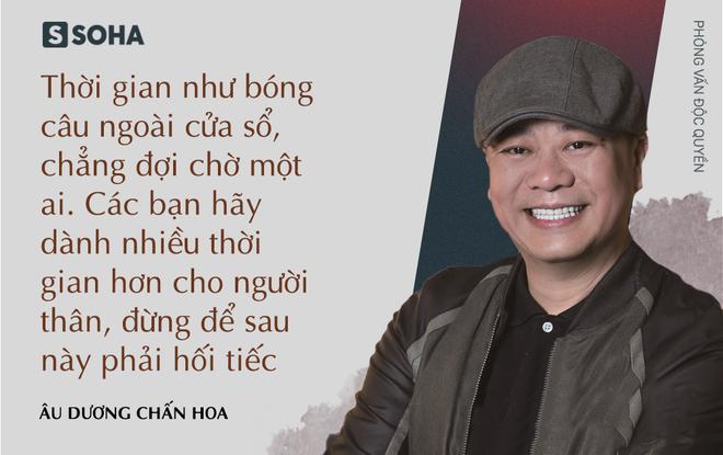 Âu Dương Chấn Hoa trả lời độc quyền báo Việt Nam: 20 năm không con cái, hạnh phúc viên mãn bên vợ tỷ phú - Ảnh 11.