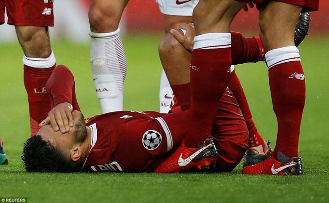 Salah khơi mào cho đêm Liverpool vùi dập AS Roma, khiến Barca tiếc đến ngẩn ngơ - Ảnh 7.