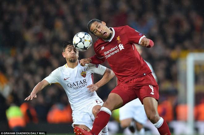Salah khơi mào cho đêm Liverpool vùi dập AS Roma, khiến Barca tiếc đến ngẩn ngơ - Ảnh 9.