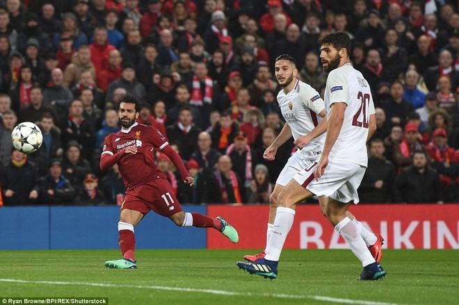 Salah khơi mào cho đêm Liverpool vùi dập AS Roma, khiến Barca tiếc đến ngẩn ngơ - Ảnh 11.