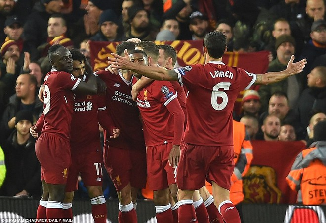 Salah khơi mào cho đêm Liverpool vùi dập AS Roma, khiến Barca tiếc đến ngẩn ngơ - Ảnh 13.