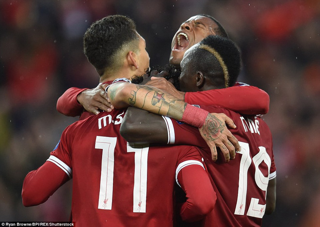 Salah khơi mào cho đêm Liverpool vùi dập AS Roma, khiến Barca tiếc đến ngẩn ngơ - Ảnh 15.
