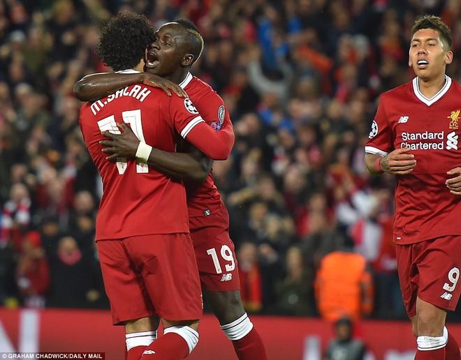 Salah khơi mào cho đêm Liverpool vùi dập AS Roma, khiến Barca tiếc đến ngẩn ngơ - Ảnh 19.