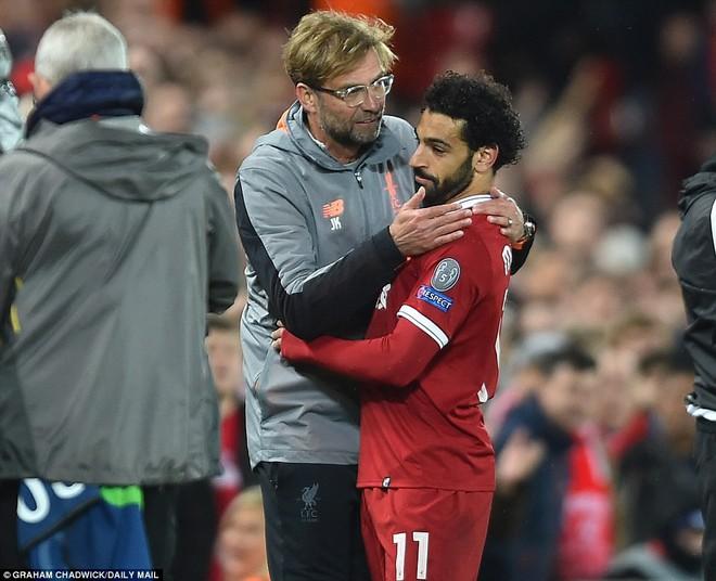 Salah khơi mào cho đêm Liverpool vùi dập AS Roma, khiến Barca tiếc đến ngẩn ngơ - Ảnh 24.